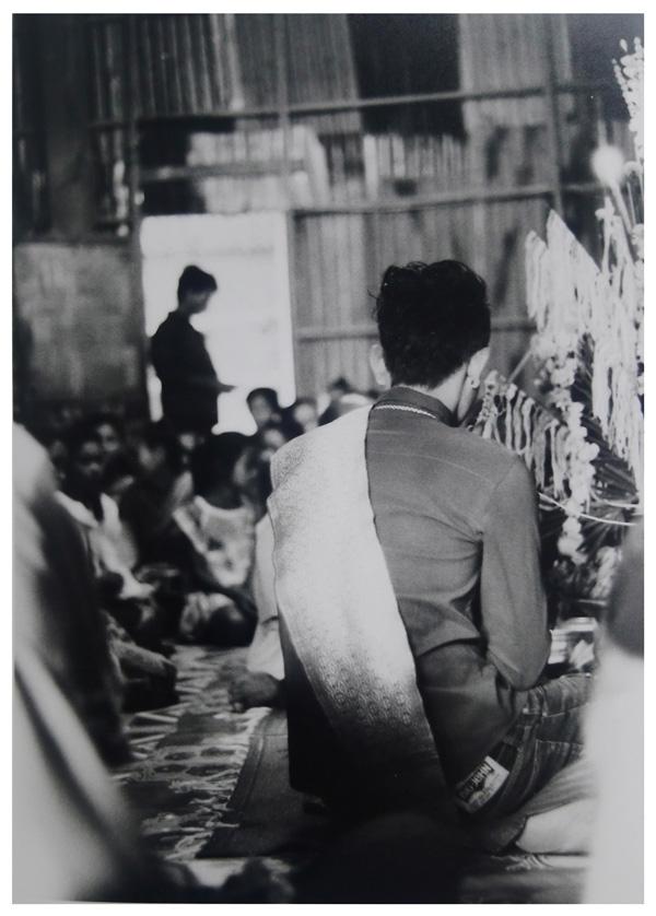Mariage au Laos